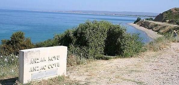 ANZAC Cove Anzac Cove