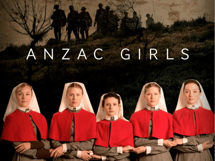 ANZAC Girls Inside History magazine Anzac Girls book and documentary We
