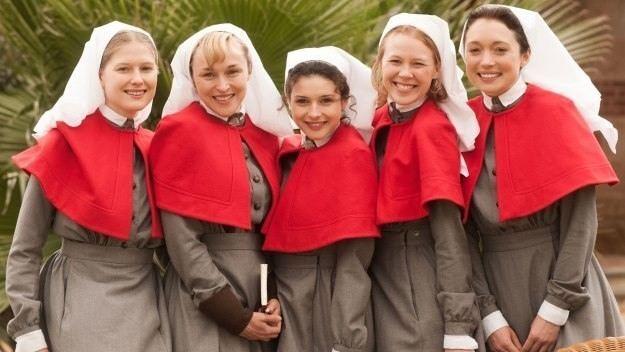 ANZAC Girls Anzac Girls All 4