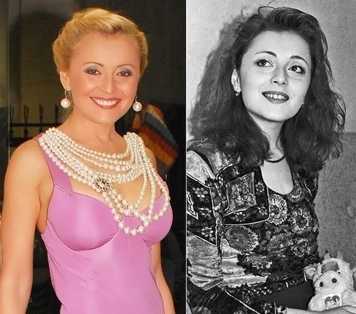 Anzhelika Varum Anzhelika Varum pop singer and actress Russian Personalities