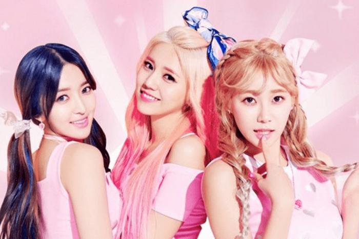 AOA Cream AOA Cream members failed by flat I39m Jelly Baby MV amp concept
