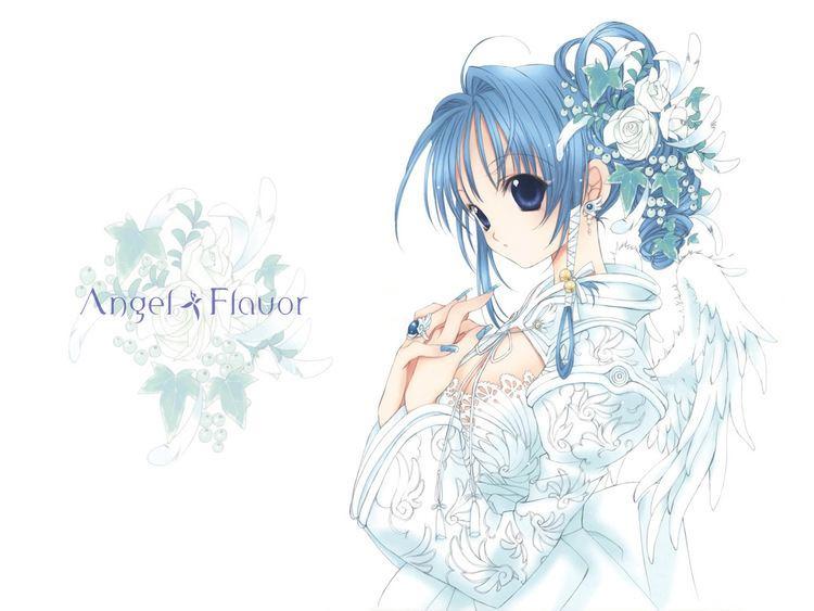 Aoi Nanase Angel Flavor Aoi Nanase Illustrations Nanase Aoi Zerochan Anime