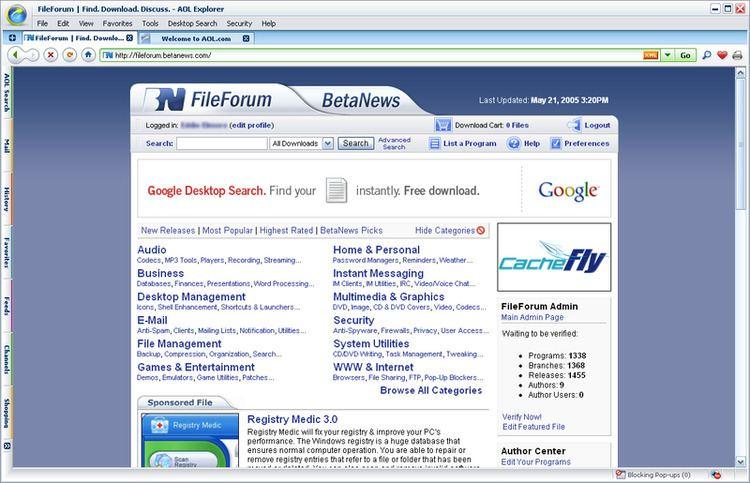 AOL Explorer AOL Explorer ltUA list udgercom