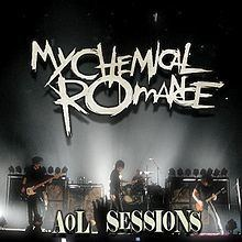 AOL Sessions (My Chemical Romance album) httpsuploadwikimediaorgwikipediaenthumb7