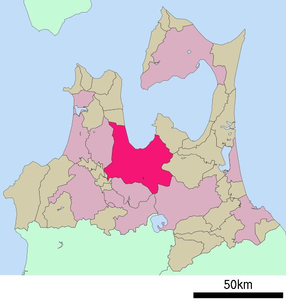 Aomori, Aomori in the past, History of Aomori, Aomori