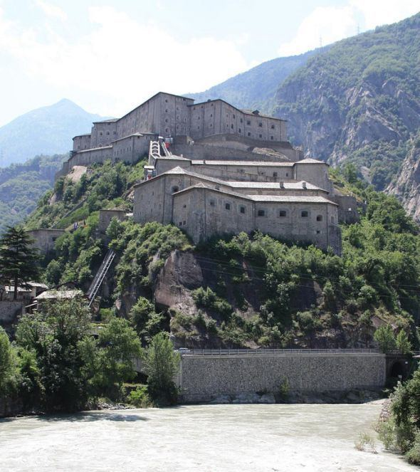 Aosta Valley in the past, History of Aosta Valley