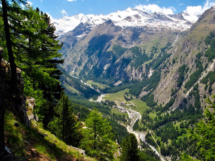 Most beautiful places to visit in Aosta Valley Visititalyinfo