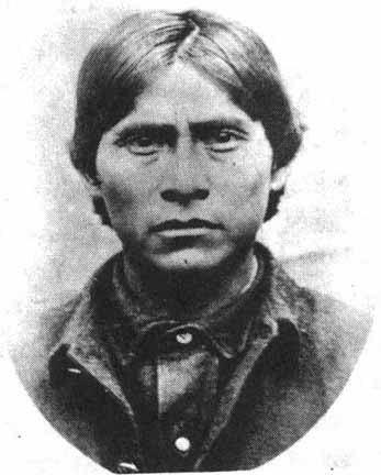 Apache Kid DESPERADO Apache Kid