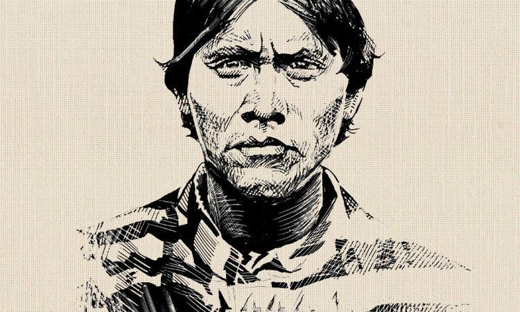 Apache Kid On the Rock with the Apache Kid True West Magazine