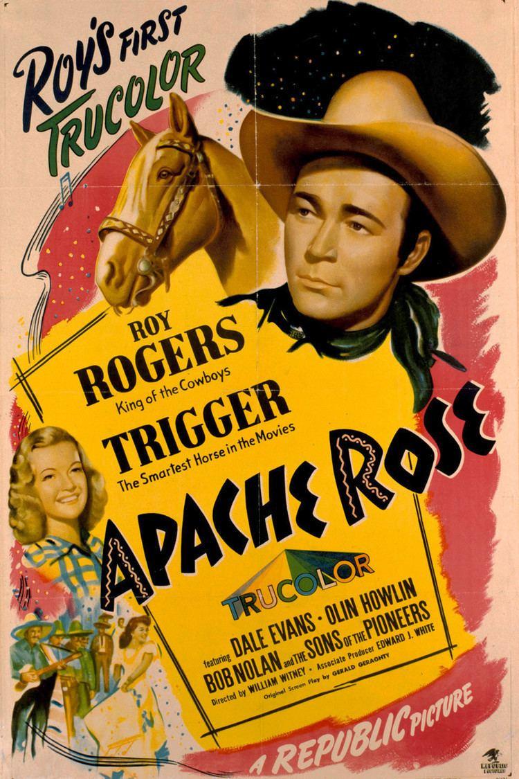 Apache Rose wwwgstaticcomtvthumbmovieposters41839p41839