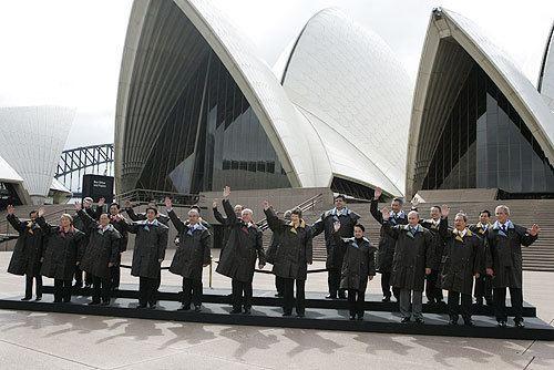 APEC Australia 2007