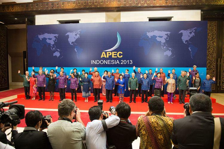 APEC Indonesia 2013