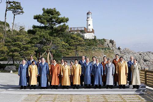 APEC South Korea 2005
