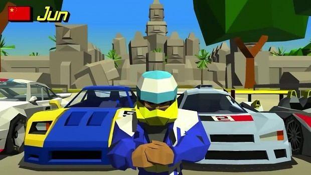 APEX (video game) Racing Apex Pre Alpha Trailer 2 60FPS PC Gameplay video Mod DB