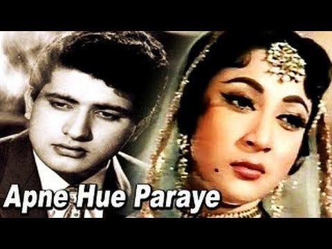 Apne Huye Paraye 1964 Hindi Full Movie Mala Sinha Movies Manoj