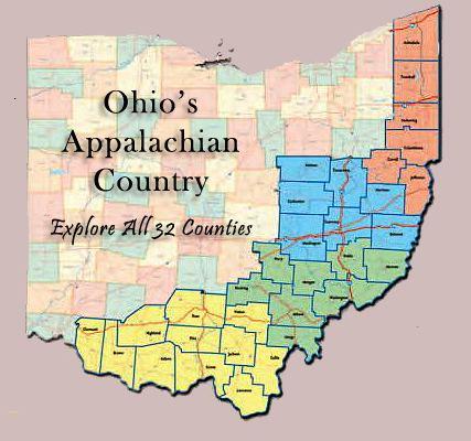 Appalachian Ohio Ohio39s Appalachian Country
