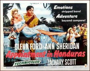 Appointment in Honduras Movie Review APPOINTMENT IN HONDURAS 1953