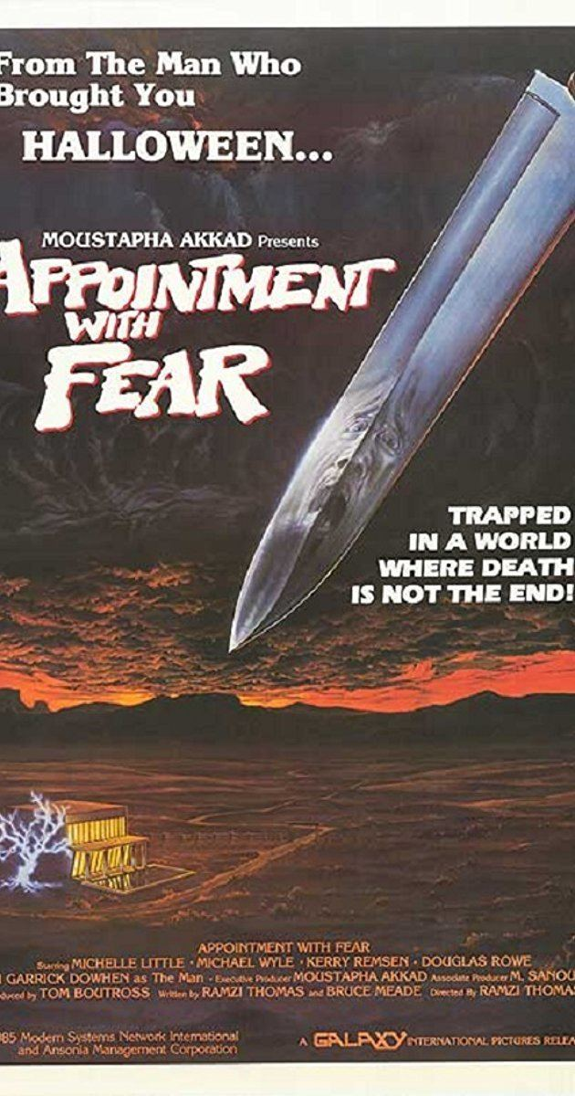 Appointment with Fear (film) Appointment with Fear 1985 IMDb