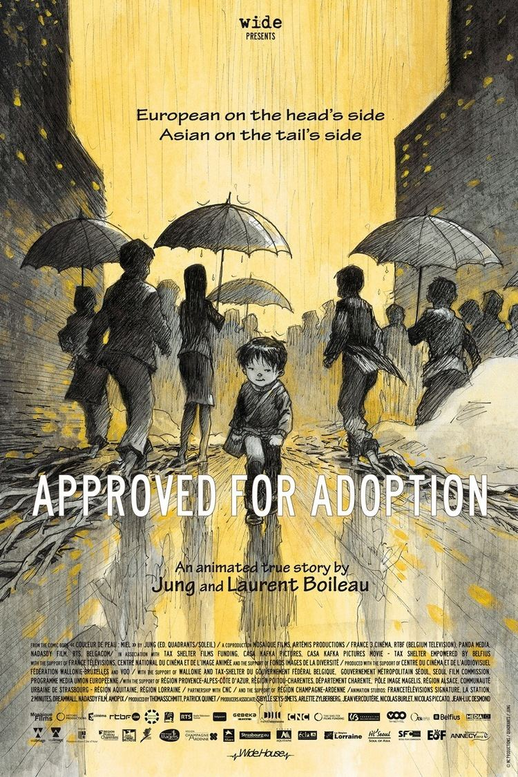 Approved for Adoption Approved For Adoption Eye on Films
