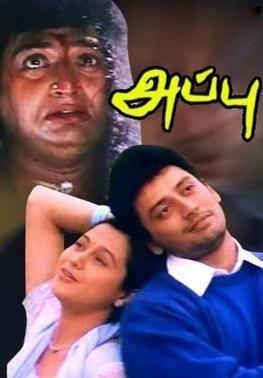 Appu (2000 film) movie poster