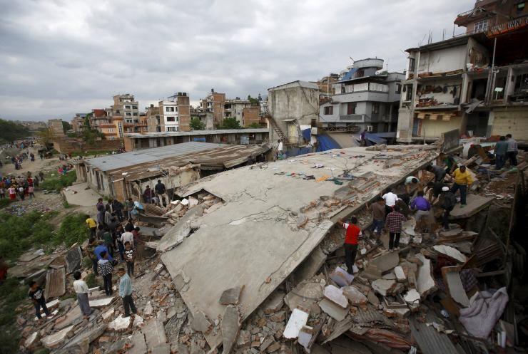 April 2015 Nepal earthquake - Alchetron, the free social encyclopedia