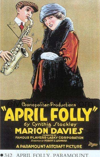 April Folly April Folly 1920