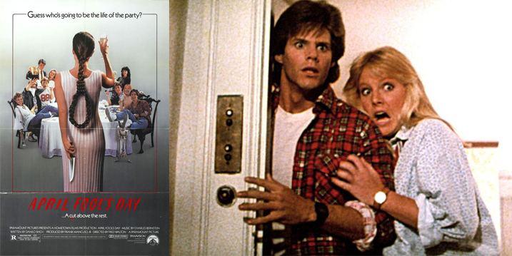 April Fools Day (1986 film) movie scenes April Fool s Day 1986