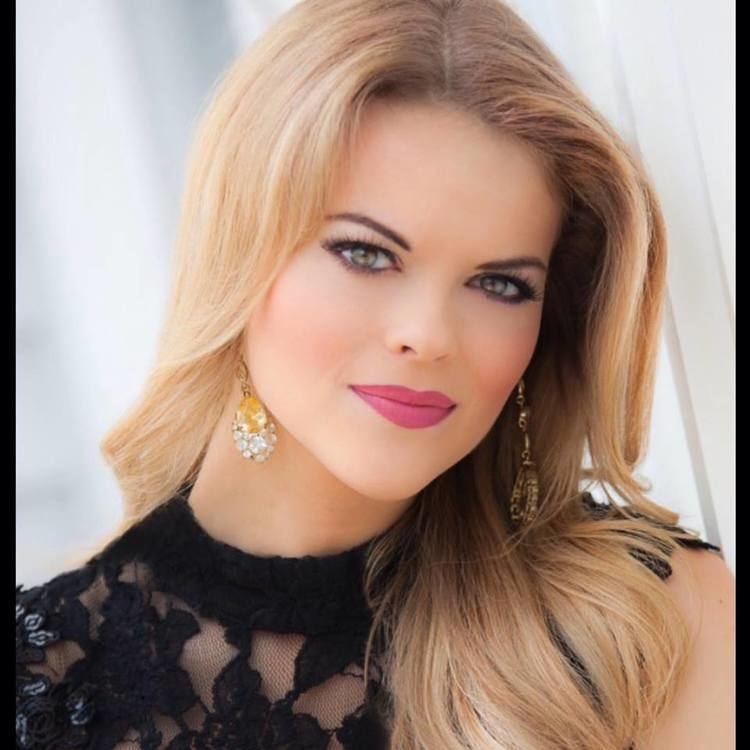 April Nelson 2015 Miss Louisiana is crowned KTBScom Shreveport LA