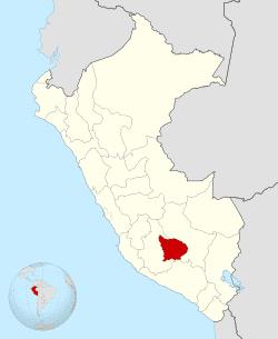 Apurmac Region Wikipedia