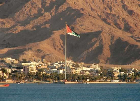 Aqaba in the past, History of Aqaba