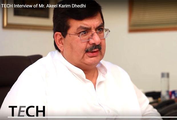 Aqeel Karim Dhedhi