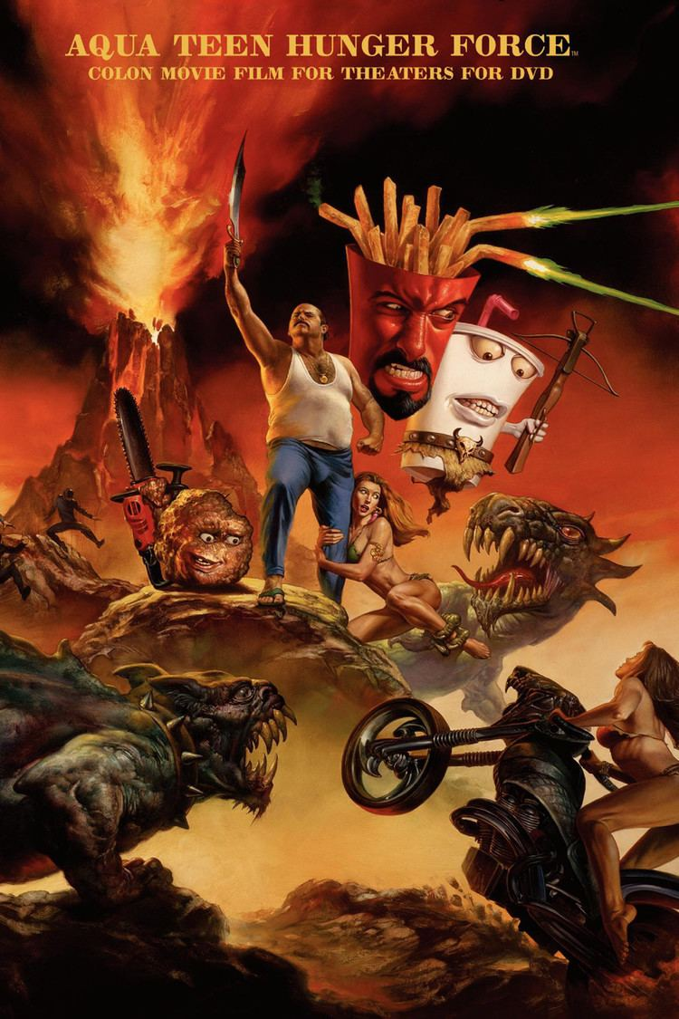 Aqua Teen Hunger Force Colon Movie Film for Theaters wwwgstaticcomtvthumbdvdboxart166357p166357