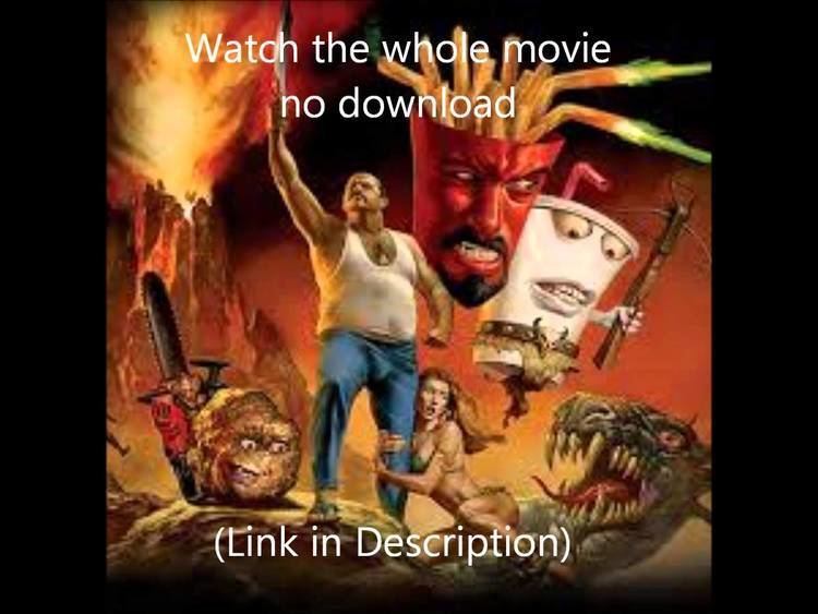 Aqua Teen Hunger Force Colon Movie Film for Theaters Aqua Teen Hunger Force Colon Movie Film for Theaters YouTube