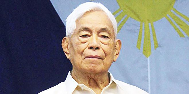 Aquilino Pimentel Jr. Federalism answer to yearsold yearning for economic progress The