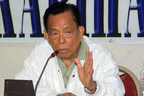 Aquilino Pimentel Jr. Nene Pimentel quits from Makati U yet again Inquirer News