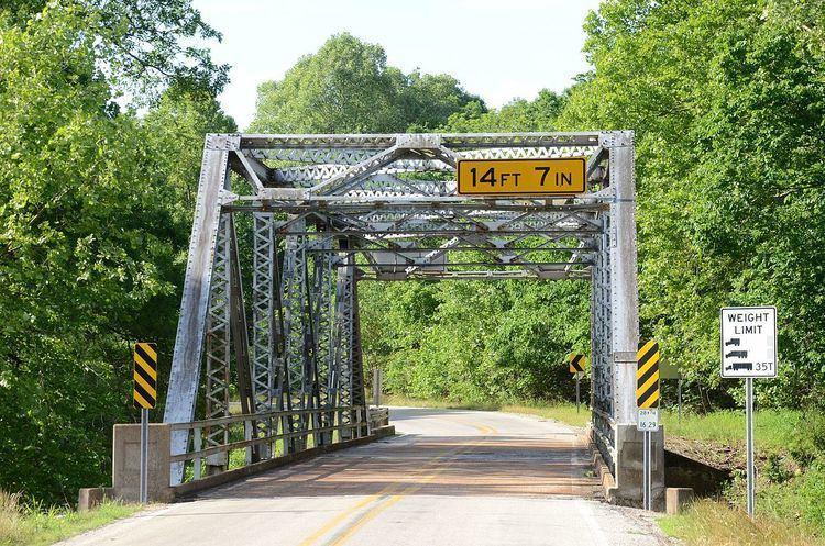 AR 289 Bridge Over English Creek