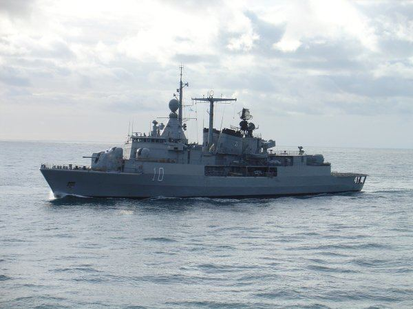 ARA Almirante Brown (D-10) ARMADA ARGENTINA