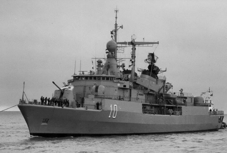 ARA Almirante Brown (D-10) ArmadaHoy