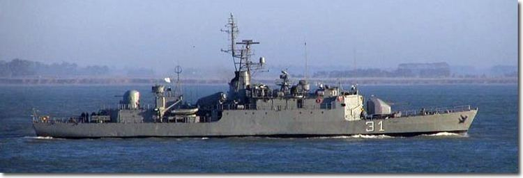ARA Drummond The Falklands War