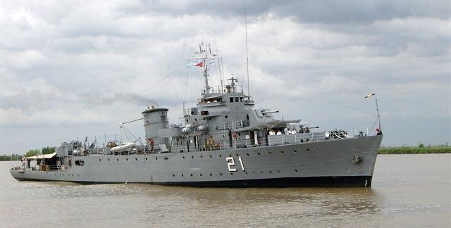 ARA King (P-21) Los buques mas viejos que usa la Armada Argentina Taringa