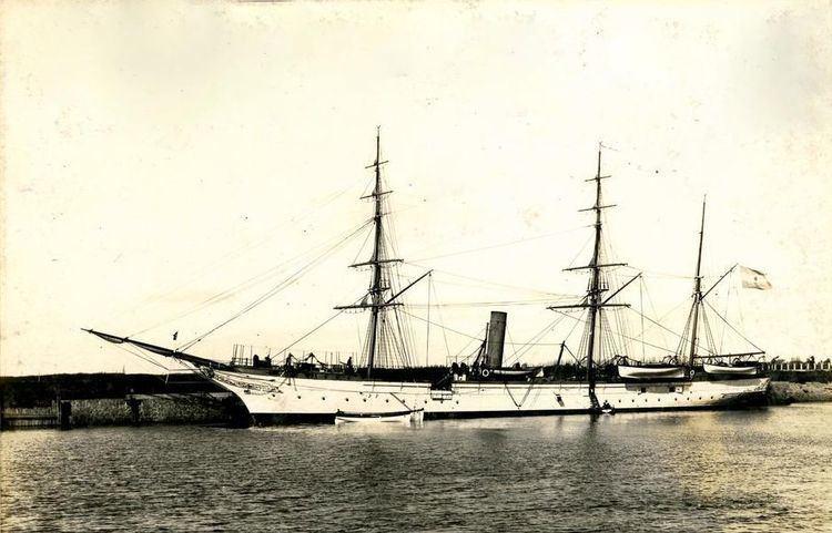 ARA La Argentina (1884)