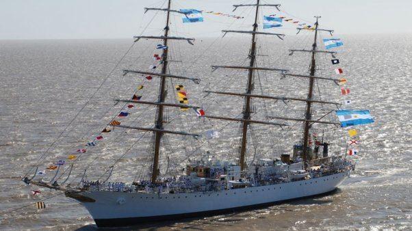 ARA Libertad (Q-2) Querida Fragata Libertad Tecnodefensa