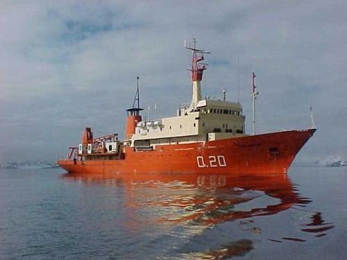 ARA Puerto Deseado (Q-20) ARMADA ARGENTINA