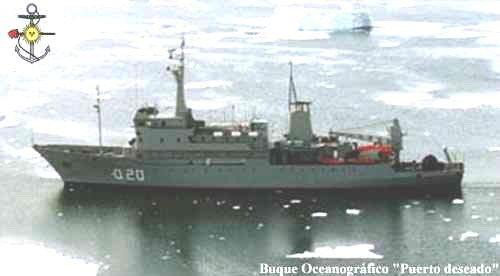 ARA Puerto Deseado (Q-20) ArmadaHoy
