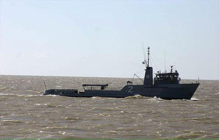 ARA Teniente Olivieri (A-2) Blog de las Fuerzas de Defensa de la Repblica Argentina ARA A2