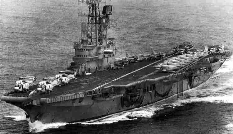 ARA Veinticinco de Mayo (V-2) Aircraft Carriers