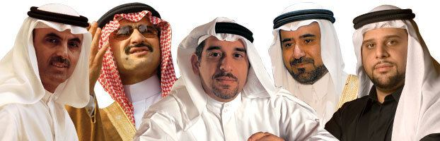 Arabs Richest Arabs revealed with combined fortunes of top 100 at 17437b