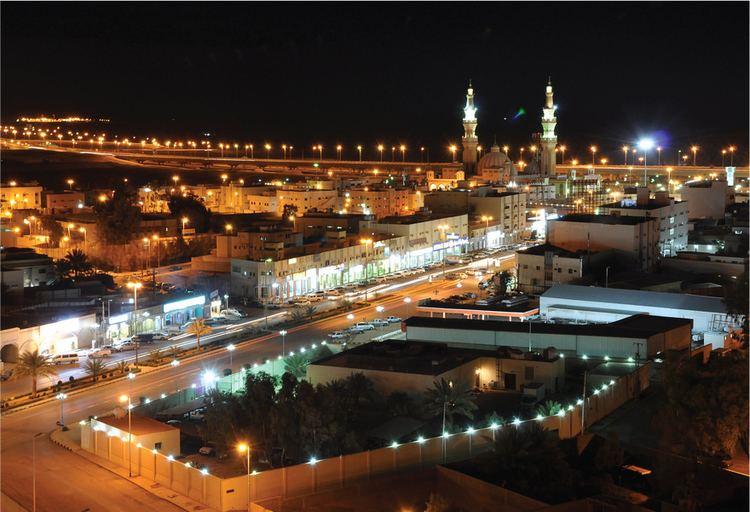 Arar, Saudi Arabia FLASHNET ENERGY AWARE City of Arar SAUDI ARABIA FLASHNET