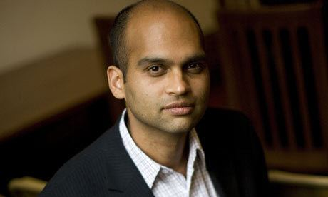 Aravind Adiga Aravind Adiga plots speedy Booker followup with Between