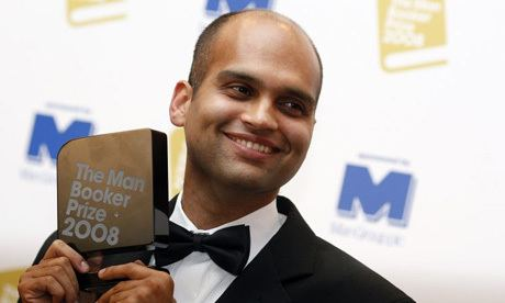 Aravind Adiga Aravind Adiga wins Booker prize with The White Tiger